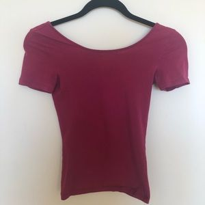 Nordstrom BP Red Top